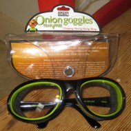 Product shout out: Onion Goggles!