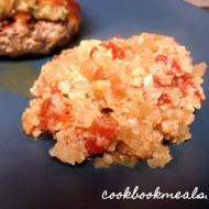 "Mexican Cauliflower ""Couscous"""
