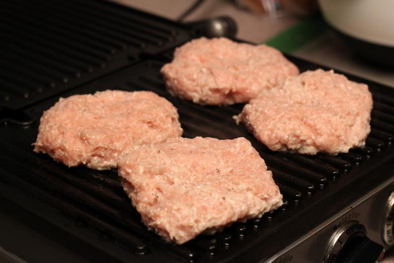 Caesar Chicken Burgers (12)