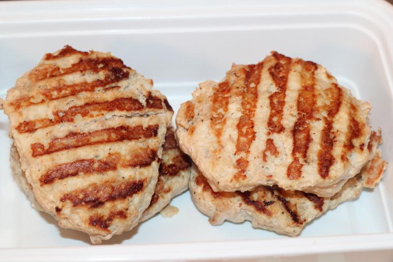 Caesar Chicken Burgers (16)