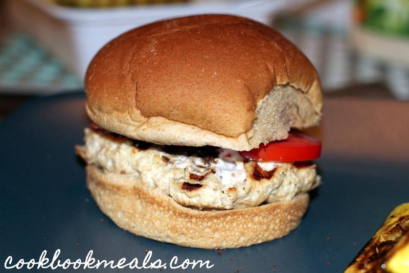 Caesar Chicken Burgers (26)