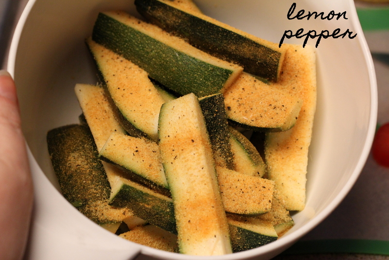 Lemon Pepper Zucchini (4)