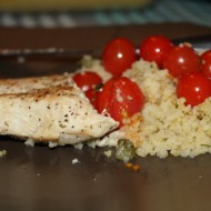 Chicken & Couscous Bake