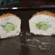 Chicken Stuffed with Zucchini & Mozzarella