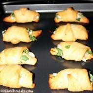 Spinach & Feta Crescent Rolls