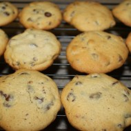 A Classic: Nestle Tollhouse Chocolate Chip Cookies