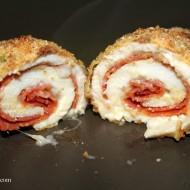 Pepperoni & Mozzarella Chicken Rollatini