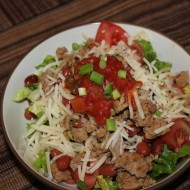 Turkey Taco Salad