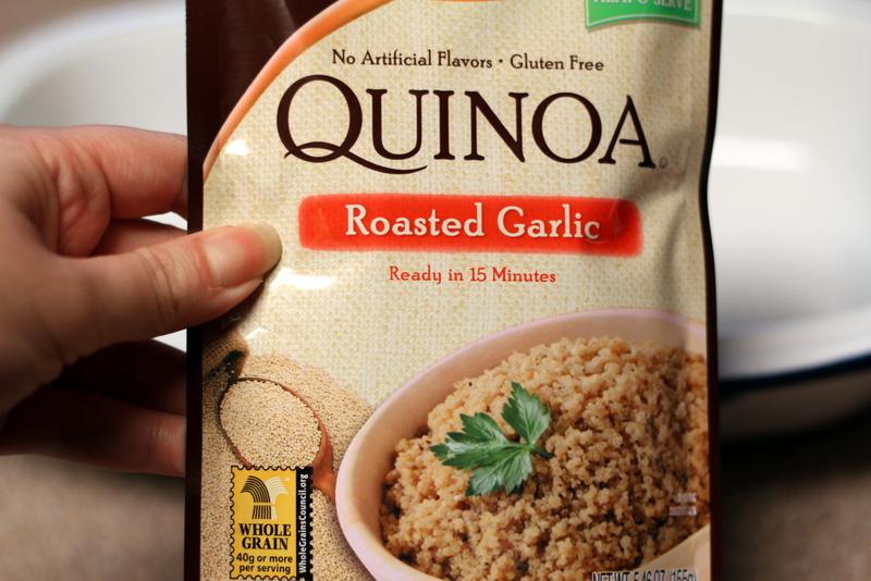 BBQ Chicken Quinoa Casserole