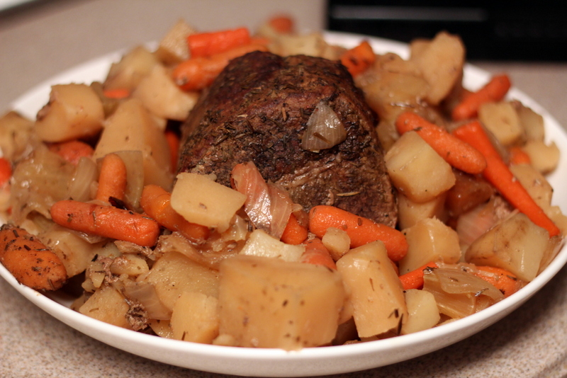 Slow Cooker Pot Roast (30)